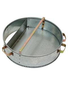 Basket for Parts for Dip Tank 37BJ09 & Wash Tank 37BJ25, Steel