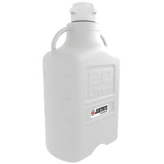 Carboy, 20L, High Density Polyethylene (HDPE), 83mm cap