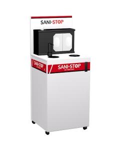 Mobile Hand Sanitizer Station