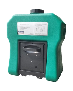 16 Gallon Portable Self-Contained Eyewash Station, Gravity Fed
