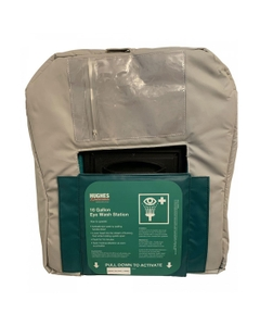 Insulated Jacket for 16 Gallon Portable Self-Contained Eyewash Station, Gravity Fed