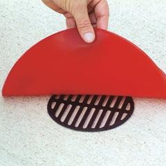 """12"""" Diameter Circular Reversible DrainProtector™ II Drain Seal"""
