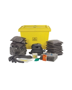 Large Universal Spill Kit w/Tote Cart on Wheels
