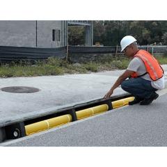 "4"" dia. x 48"" Ultra-Curb Guard Plus® for Curb Inlets"