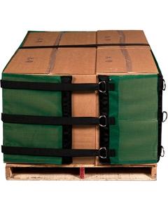 2' Reusable Pallet Wrap Cover, Heavy Duty