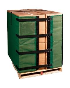 4' Reusable Pallet Wrap Cover, Heavy Duty