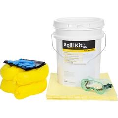 5 Gallon Chemical Spill Kit (HazMat)