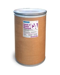 CHEMSORB® CA - Caustic & Alkaline Neutralizing Spill Absorbent - 30 Gallon Drum