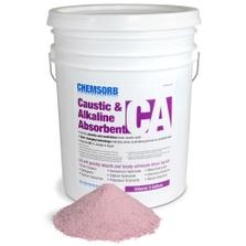 CHEMSORB® CA - Caustic & Alkaline Neutralizing Spill Absorbent - 5 Gallon Pail