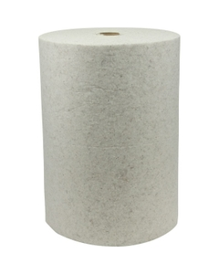 """28.5"""" x 125' EverSoak® Oil-Only Heavy Weight Cotton Absorbent Rolls"""