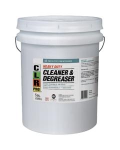 5 Gallon CLR PRO® Heavy Duty Cleaner & Degreaser