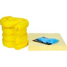 HazMat Truck Spill Kit in Vinyl Bag (10-Gallon)