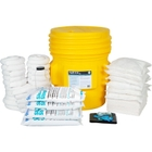 65 Gallon Oil-Only Spill Kit in Overpack Salvage Drum w/CHEMSORB® SS - Slick Stopper Oil-Only Spill Absorbent