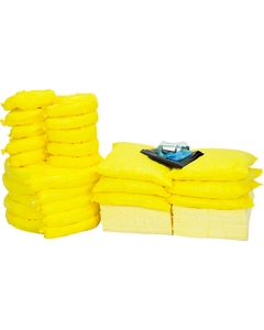 Refill Components for 95 Gallon HazMat Spill Kits