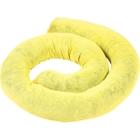 "3"" x 8' Yellow Hazmat Absorbent Sock"
