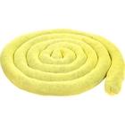 "3"" x 16' Yellow Hazmat Absorbent Sock"