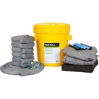 20 Gallon Universal Spill Kit in Overpack Salvage Drum
