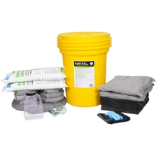 30 Gallon Universal Spill Kit in Overpack Salvage Drum w/CHEMSORB® GA - General Spill Absorbent