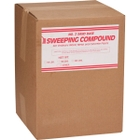 Sweeping Compound, Oil-Based/Sand (Grit), Red (50 lb. Box)