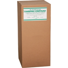 Sweeping Compound, Oil-Based (No Grit), Red, No Sand (50 lb. Box)