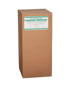 Sweeping Compound, Oil-Based (No Grit), Red, No Sand (25 lb. Box)