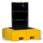 1-Drum Ultra-Spill Pallet P1 Plus (No Drain) - UltraTech 9606