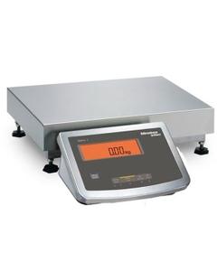 "Midrics® 1 Complete Bench Scale, 15 lb x 0.001 lb, 12.5"" x 9.5"" Platform, Galvanized Steel Base"