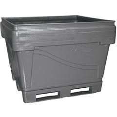 ArmorBin® 4048, 318 Gallon Heavy Duty Bin, 4-Way Rollover Base (Gray)