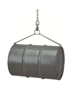 Horizontal Lift Steel Drum Sling (1000 lb. Capacity)