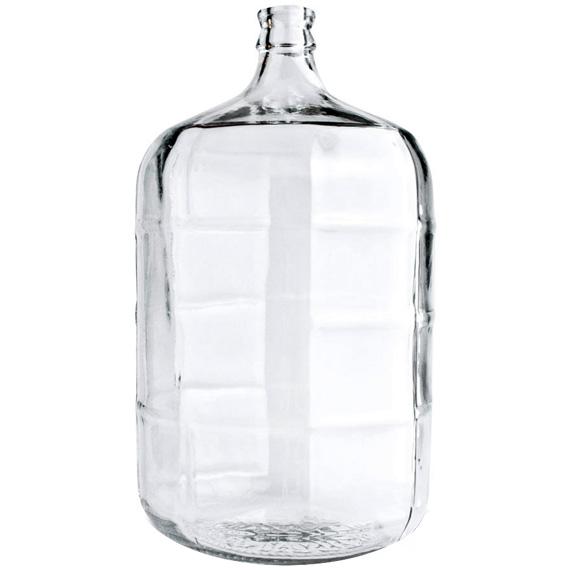 5 Gallon Italian Glass Carboy The Cary Company