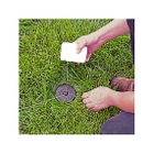 Replacement Nylon Markers for Athletic Field Layout System, 10 Pieces