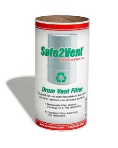 Aerosol Can Disposal System Filter Replacement Cartridge