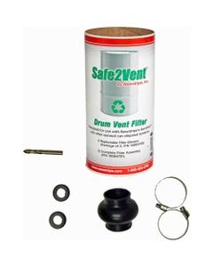 Aerovent 1X Maintenance Kit, For Use w/ AeroVent 1X