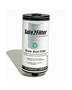 """Safe2Filter Single Filter Assembly 3/4"""", For Manual Systems"""