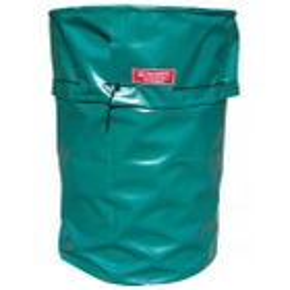 55 Gallon Drum Heavy-Duty PVC Waterproof Cover