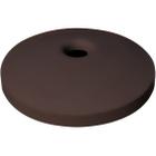 55 Gallon Drum Brown Plastic Mushroom Top Recycling Lid, 4