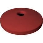 55 Gallon Drum Red Plastic Mushroom Top Recycling Lid, 4