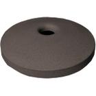 """55 Gallon Drum Brown Granite Plastic Mushroom Top Recycling Lid, 4"""" Opening"""