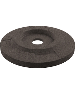 "55 Gallon Drum Brown Granite Plastic Flat Top Recycling Lid, 4"" Opening"