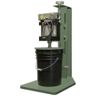 Semi-automatic Plastic Pail Closer with Stand