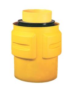 Single Drum Spill Containment Unit