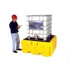 Ultra-IBC Spill Pallet Plus®, w/Drain