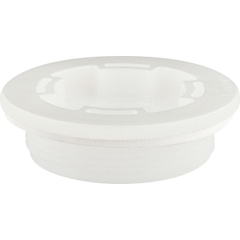 """2"""" NPS Rieke PPA-56 Poly-Visegrip HDPE Drum Plug with 3/4"""" Threaded Reducer"""