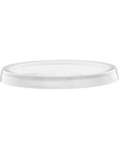 White Easy Off Snap On Lid for 3, 5 & 6 Gallon Pails