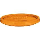 5 Gallon UN Rated Orange Plastic Pail Lid (P5 Series)