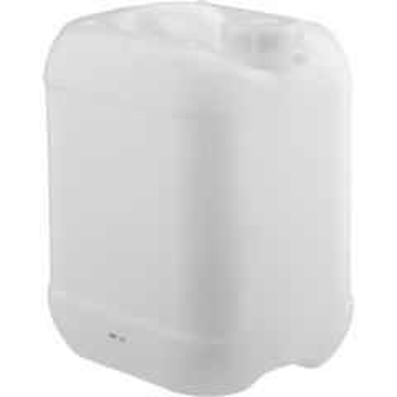 2.5 Gallon Natural HDPE Plastic Tight Head w/Cap, 51mm
