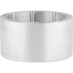 51mm Aluminum Socket for Industrial Screw Caps, 3/8