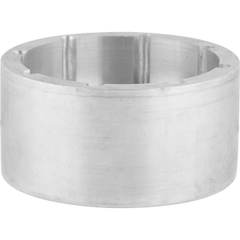61mm Aluminum Socket for Industrial Screw Caps, 3/8