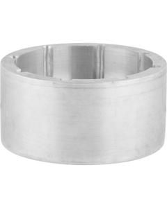 "61mm Aluminum Socket for Industrial Screw Caps, 3/8"" Drive"