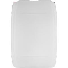 6 Gallon (22.5L) Natural Plastic Tight Head, Tamper Evident 70mm (6TPI), w/Vent & Dust Cap